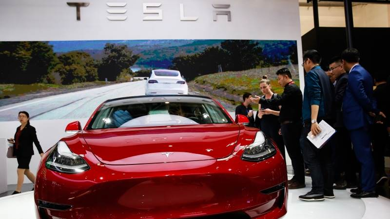 Tesla begins Q4 with over 11,500 produced vehicles