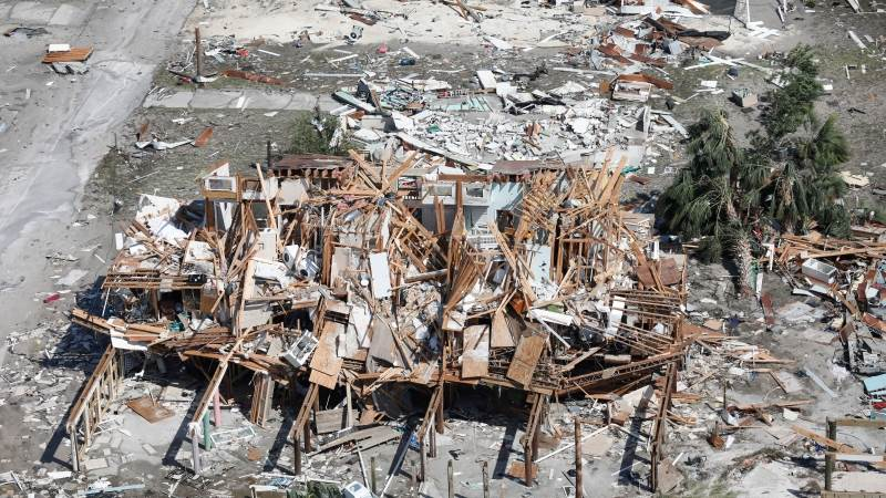Michael death toll rises to 13