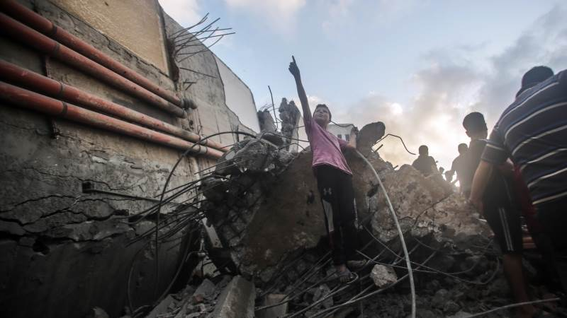 Seven dead, 252 wounded in Gaza