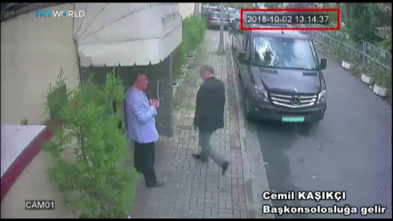 Khashoggi's torture and murder recorded on his Apple Watch - report