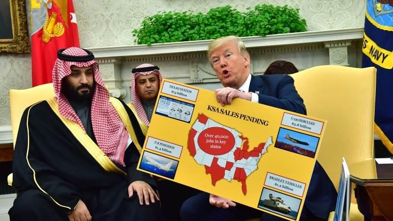 Riyadh to face severe punishment if Khashoggi was killed - Trump