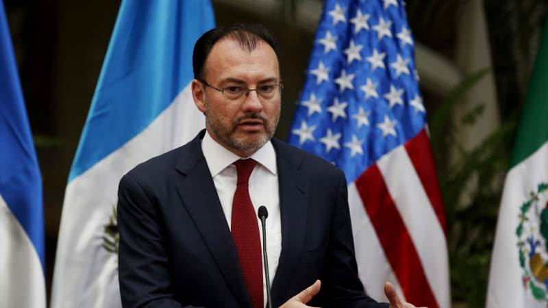 Videgaray: USMCA not to interfere with Mexico-China ties