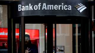 Bank of America's EPS rise 43% to $0.66 in Q3